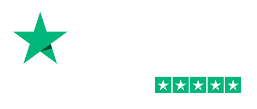 Trust Pilot Five Star Review SM Footer