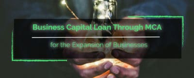 Business Capital Loan