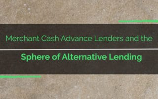 merchant cash advance lenders