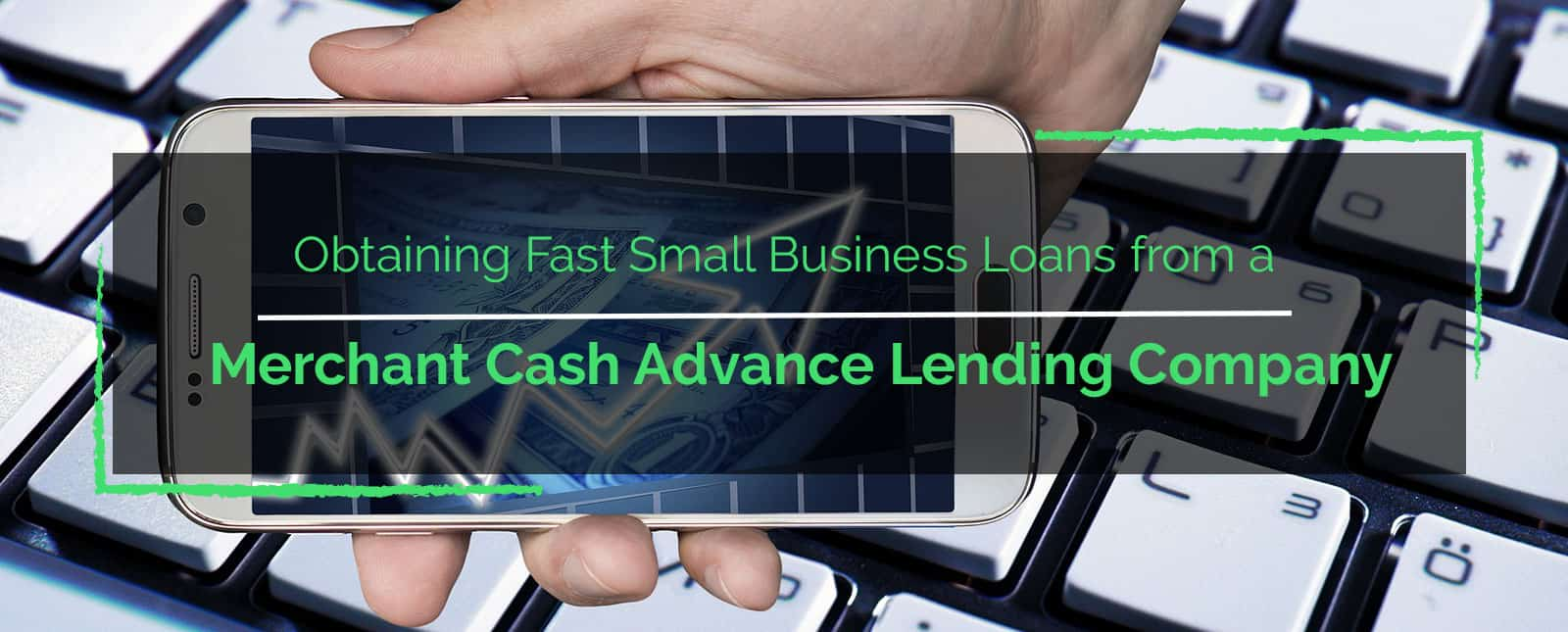 Raising Capital For Merchant Cash Advance Company