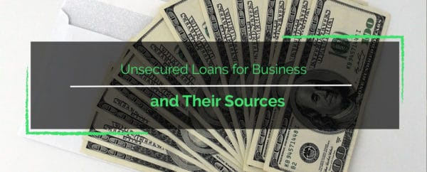 unsecured loan for business